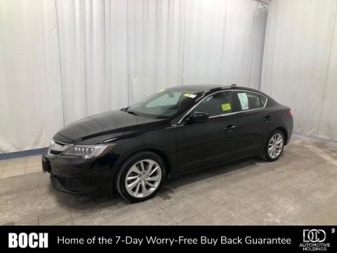Pre-Owned 2017 Acura ILX Sedan FWD 4dr Car