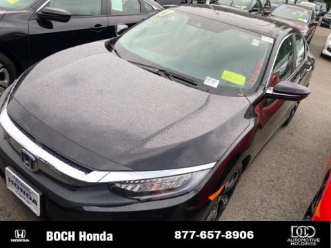 2017 Honda Civic Touring CVT