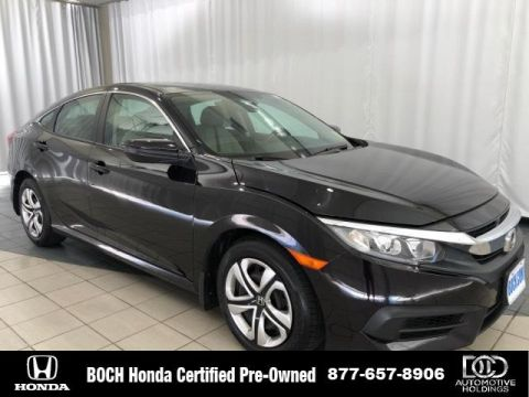 2016 Honda Civic 4dr Man LX