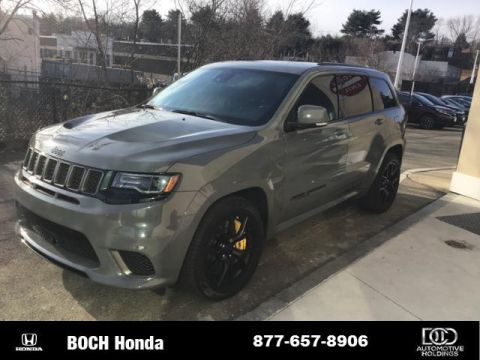 Pre-Owned 2019 Jeep Grand Cherokee Trackhawk 4x4 4WD