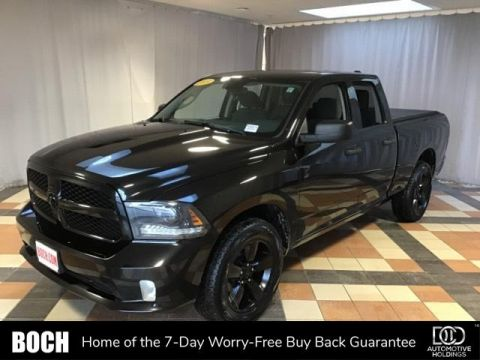 Pre-Owned 2015 Ram 1500 4WD Quad Cab 140.5 Express 4WD