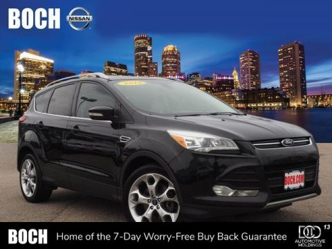 Pre-Owned 2014 Ford Escape 4WD 4dr Titanium With Navigation & 4WD