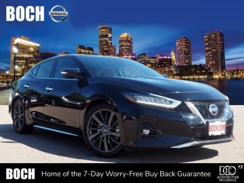 Certified Pre-Owned 2019 Nissan Maxima Platinum 3.5L FWD 4dr Car