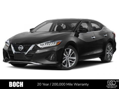 New 2020 Nissan Maxima SL 3.5L With Navigation