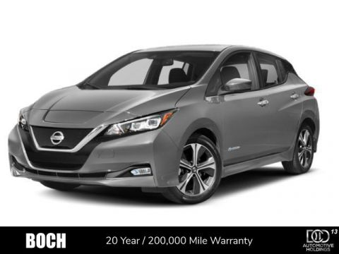 New 2019 Nissan LEAF S Hatchback FWD 4dr Car