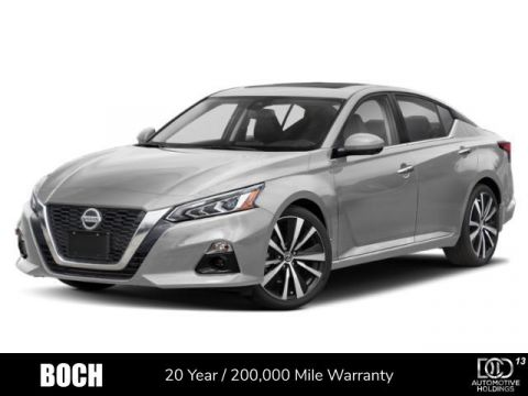 2020 Nissan Altima 2.5 SV AWD Sedan
