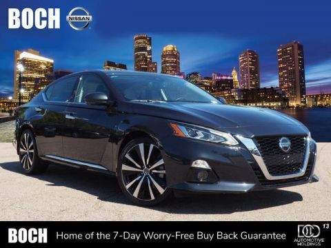 Certified Pre-Owned 2019 Nissan Altima 2.5 Platinum Sedan FWD 4dr Car