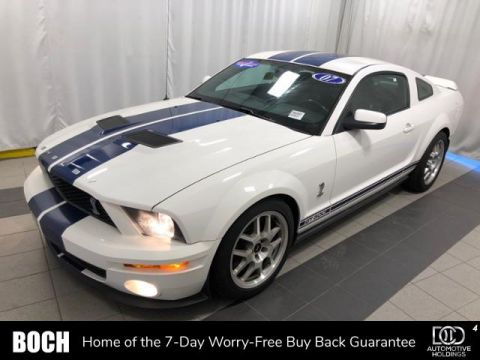 2007 Ford Mustang 2dr Cpe Shelby GT500
