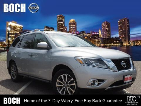 Certified Pre-Owned 2016 Nissan Pathfinder 4WD 4dr SV 4WD