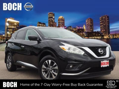 Certified Pre-Owned 2016 Nissan Murano AWD 4dr SL AWD