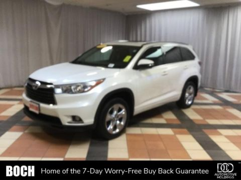 2016 Toyota Highlander AWD 4dr V6 Limited