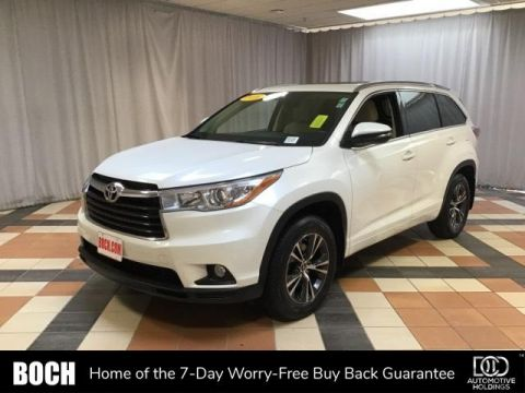 Pre-Owned 2016 Toyota Highlander AWD 4dr V6 XLE AWD