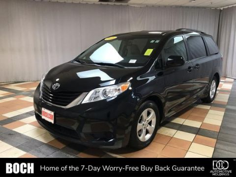 2016 Toyota Sienna 5dr 8-Pass Van LE FWD