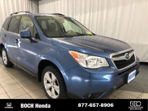 Pre-Owned 2016 Subaru Forester 4dr CVT 2.5i Limited PZEV AWD