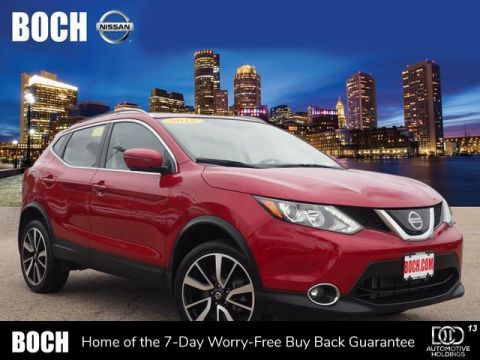 Certified Pre-Owned 2018 Nissan Rogue Sport 2018.5 AWD SL AWD