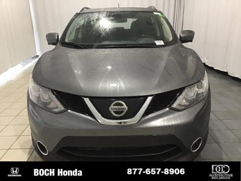 Pre-Owned 2018 Nissan Rogue Sport 2018.5 AWD SL AWD