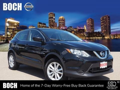 Pre-Owned 2017 Nissan Rogue Sport AWD S AWD