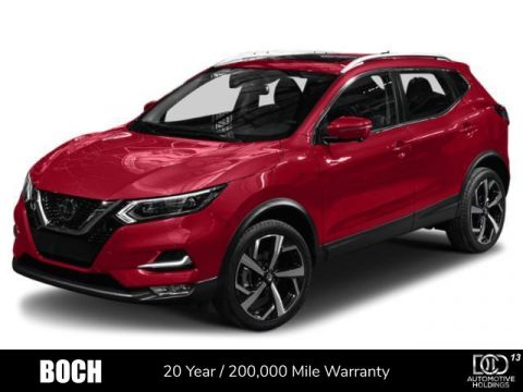 New 2020 Nissan Rogue Sport AWD S AWD