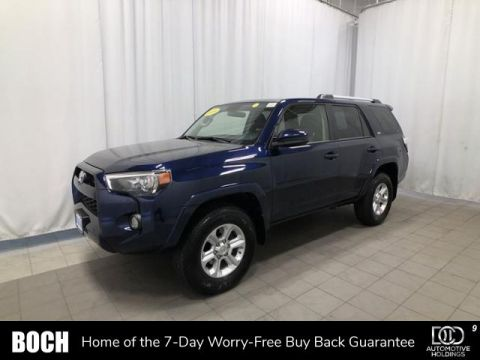 Pre-Owned 2019 Toyota 4Runner SR5 4WD 4WD