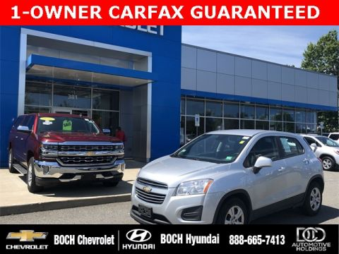 Pre-Owned 2016 Chevrolet Trax LS FWD 4D Sport Utility