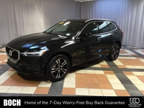 Pre-Owned 2019 Volvo XC60 T5 AWD Momentum AWD