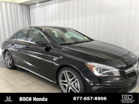 2016 Mercedes-Benz CLA AMG® CLA45 4MATIC Coupe